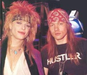 DEAD JAIL OR ROCK'N'ROLL (MICHAEL MONROE y AXL ROSE)