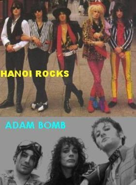 13/FEBRERO: HANOI ROCKS